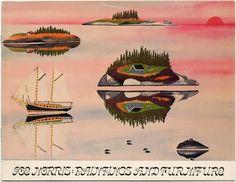 Joe Norris: Paintings and Furniture, Dalhousie Art Gallery, Halifax, 1978
