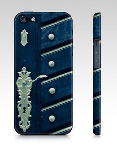 """""""The Blue Door"""" Phone Case"""