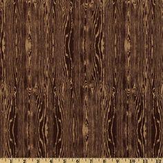 Aviary 2 Woodgrain Bark Brown