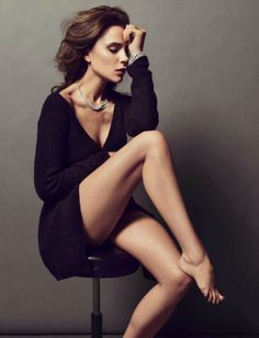 Victoria Beckham Vogue Paris