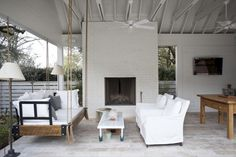 Pool and Cabana in Old Village, Charleston, South Carolina by Heather A. Wilson, Architect, Remodelista