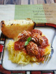 If you are looking for healthy dinner ideas that your family members are sure to love, try making this Sneaky Spaghetti Squash with Meatballs for dinner this week. This recipe is sneaky because it uses nutritious spaghetti squash instead of pasta in the spaghetti and meatballs.