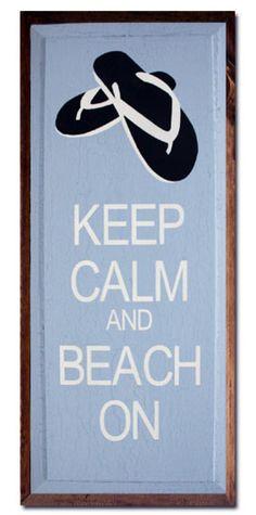 Beach/flip flops!!