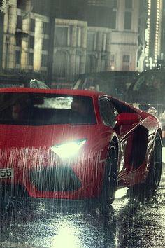 Nice photo, nice car