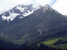 The Alps - German/Austrian border