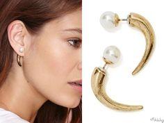 Shop The Trend: Alex Pearl Earrings