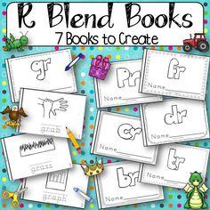 R Blend Books - 7 Books to create