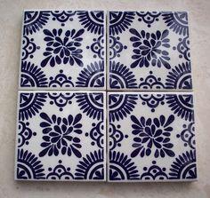 4x4 patterned tile