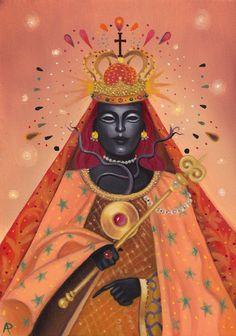 Black Madonna, Arabella Proffer