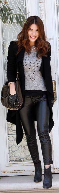 Bye Nov! by Maritsa sweater, outfit, jumper
