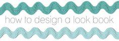 how to design a look book, ahoy graphics, lookbook design