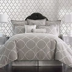 Cindy Crawford One Kiss Duvet other colors available $100
