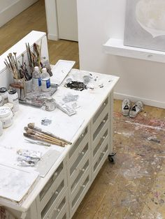 Creative spaces & paint