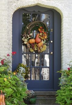 Curb Appeal: Thanksgiving Curb Appeal Ideas