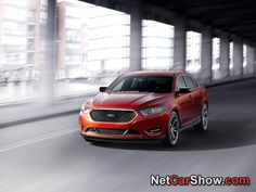 Ford Taurus SHO - Front Angle, 2013
