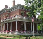 President Benjamin Harrison home - Indianapolis, IN