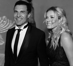 Andre Balazs and Chelsea Handler a very horsey couple, sexxxxy