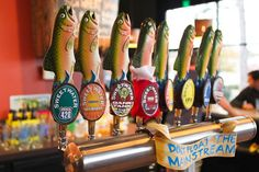 Here are the 23 best craft beer tap handles in America