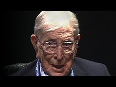 With profound simplicity, Coach John Wooden redefines success and urges us all to pursue the best in ourselves. In this inspiring talk he shares the advice he gave his players at UCLA, quotes poetry & remembers his father's wisdom. John Wooden, affectionately known as Coach, led UCLA to record wins that are still unmatched in the world of basketball. Throughout his long life, he shared the values and life lessons he passed to his players, emphasizing success that's about much more than winning.
