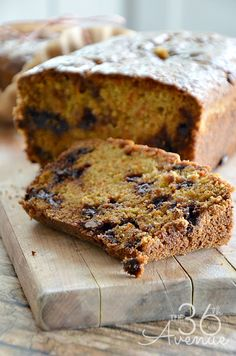 Delicious Carrot Bread Recipe... Yum, yum, good! #yearofcelebrations #easter