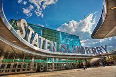 Staten Island Ferry Terminal, Manhattan