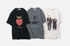 """UNDERCOVER  2012 Fall/Winter """"Psycho Color"""" Collection"""
