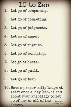 Good meditation.....