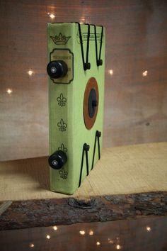pinhole camera.