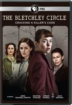 The Bletchley Circle - different story and interesting women characters!
