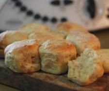 Bacon and cheese scones   Official Thermomix Recipe Community