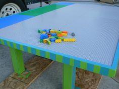 Lego table idea