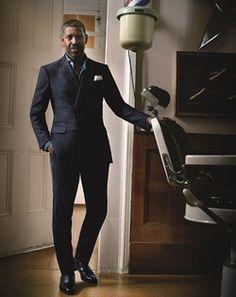 Denzel Washington | GQ Magazine October 2012