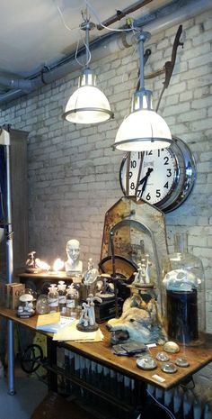 Metropolis Living, my 4th and final stop on what I am touting as my dream day! Industrial Design