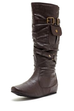 HauteLook....boot with a pocket..fun!