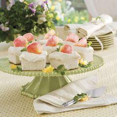 lovely angel food cake