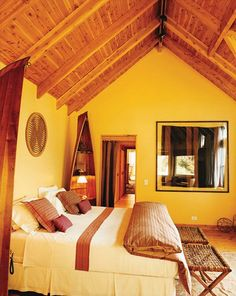 Las Balsas, in Nahuel Huapi National Park in Argentina, has fifteen waterside rooms.