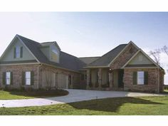 Eplans Country House Plan - Expansive Great Room - 2500 Square Feet and 4 Bedrooms from Eplans - House Plan Code HWEPL62677