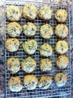 {The Shabby Chic Housewife}.: The BEST oatmeal chocolate chip cookie recipe. EVER.