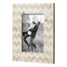 Threshold™ Single Image Frame - Light Cream 4X6
