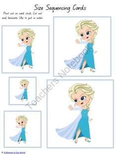 Frozen Activity Pack from AMomentInOurWorld on TeachersNotebook.com -  (132 pages)  - Frozen Activity Pack
