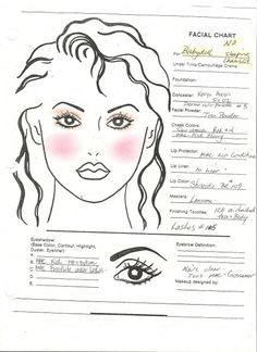 Babydoll from Suckerpunch makeup tutorial, from her actual makeup artist!