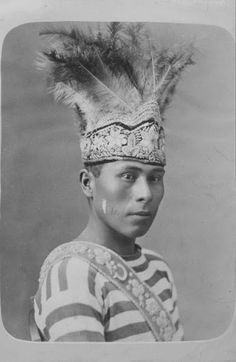 Legare Knaentakeron (aka Legare Suchana) aLacrosse player in Montreal, Quebec - Iroquois (Mohawk) - 1876
