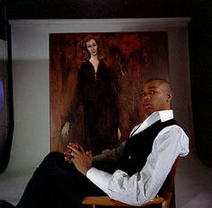 """Geoffrey Holder (1930-2014) was born in Port-of-Spain, Trinidad and arrived in New York in 1952. He would go on to win a Guggenheim for painting in 1957 and was a principal dancer at the Metropolitan Opera Ballet. In 1975, he won two Tonys in the same evening for directing and choreographing """"The Wiz."""" He is best known to most as the """"Un-cola Man"""" in the 1970s 7-Up commercials and the 1992 film """"Boomerang."""" Photo: Bradley Smith/Corbis."""