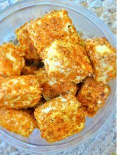 Baked Tofu Nuggets #MeatlessMonday