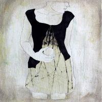>006: collage de l'artiste peintre Karine Léger