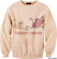 Hakuna Matata!! <3
