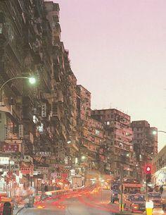 Kowloon's walled city