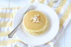 Coconut Lemon Pancakes from @Jennifer | Mother Thyme
