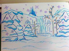 birthday parti, poster board, holidayparti idea, frozen parti, parti hardi, frozen birthday, photo booth