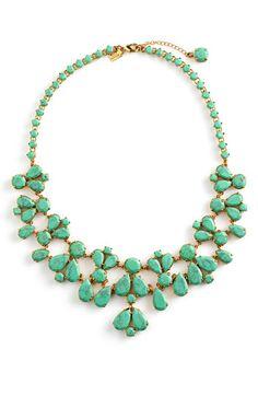 kate spade fiorella necklace